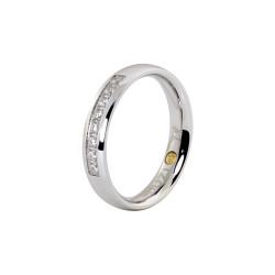 One Eye Ring-White (SS)