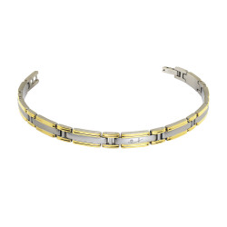 Two Tone Bracelet (Ti)