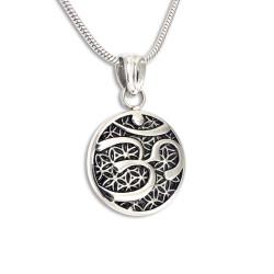 Astrology Circular Pendant...